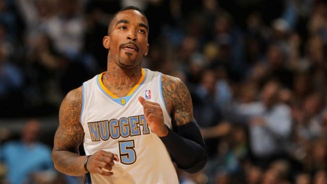 "Knicks ""Closing In"" on J.R Smith: Report"