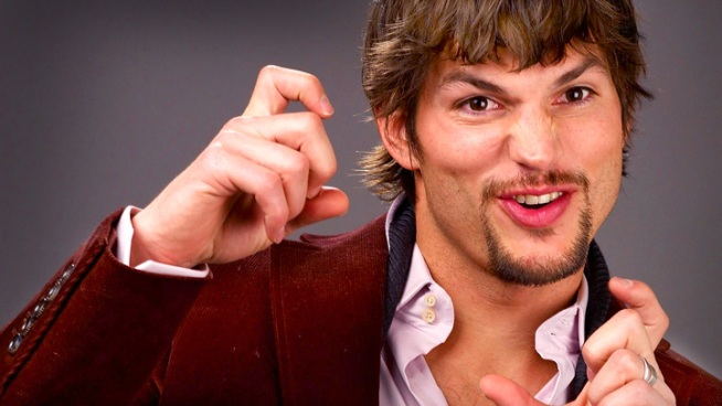 Ashton Kutcher Doles Out Relationship Advice