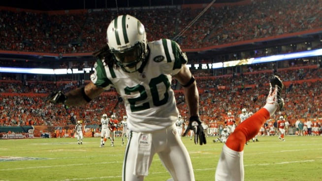 Jets Take Off on Monday Night