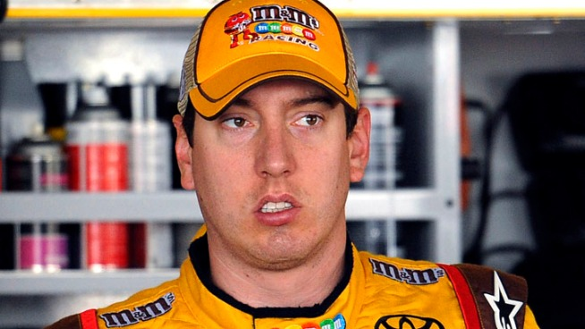 NASCAR Star Busted ... For Speeding