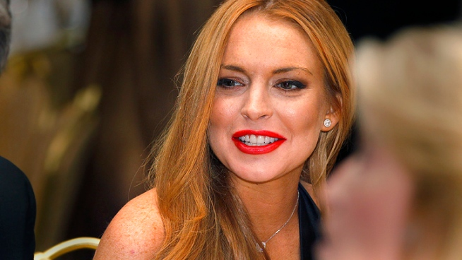 Lohan Charged in NYC Hit-and-Run