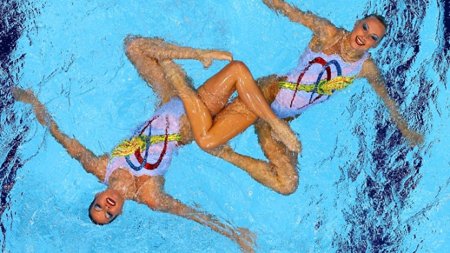 Remember Martin Short Doing Synchro?