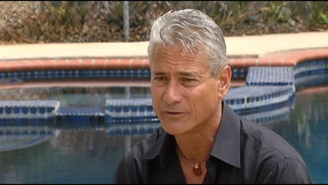 NBC4's Robert Kovacik interviews Greg Louganis about his new role with the U.S. Olympic diving team.