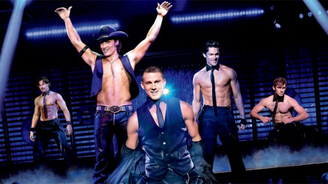 "Up Close And Personal With the Men of ""Magic Mike"""