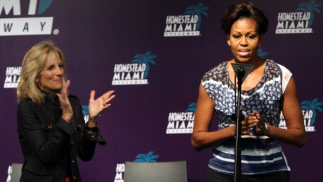 "Michelle Obama to Appear on ""Dr. Oz"""