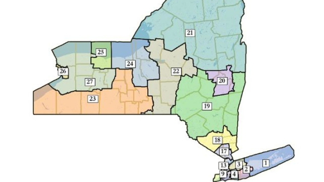 Reform Group Blasts NY Redistricting Deal