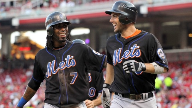 Life Goes On, Happily, For Mets