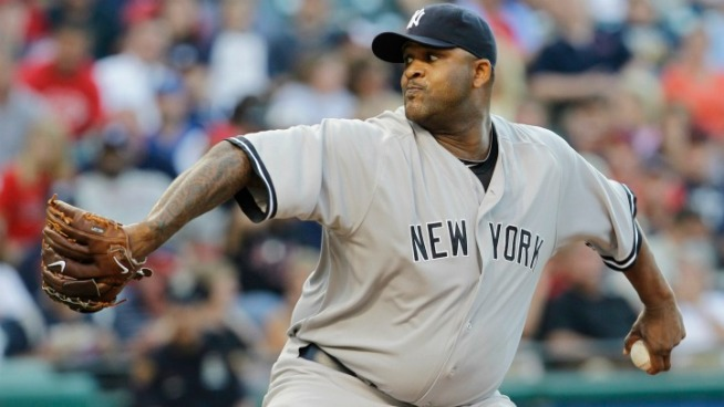Sabathia Shines in Jeter's Shadow