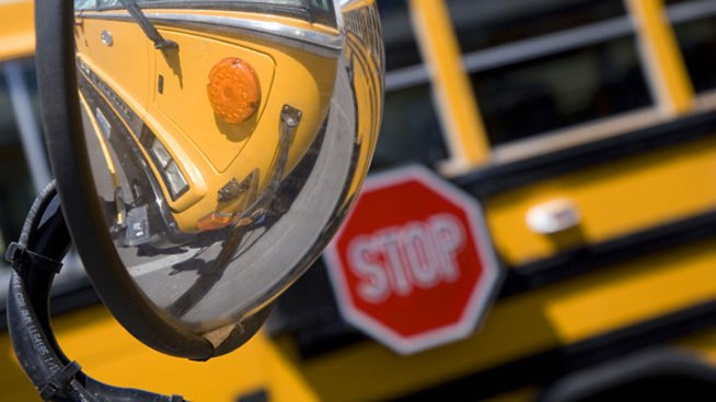 Car Runs Light, Hits School Bus: Officials