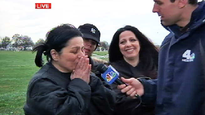 A Staten Island woman who was a victim of Sandy reacts just after hearing about the cancellation of the race this Sunday. Josephine Prestovino says it was the right thing to do, as Staten Islanders continue to suffer.
