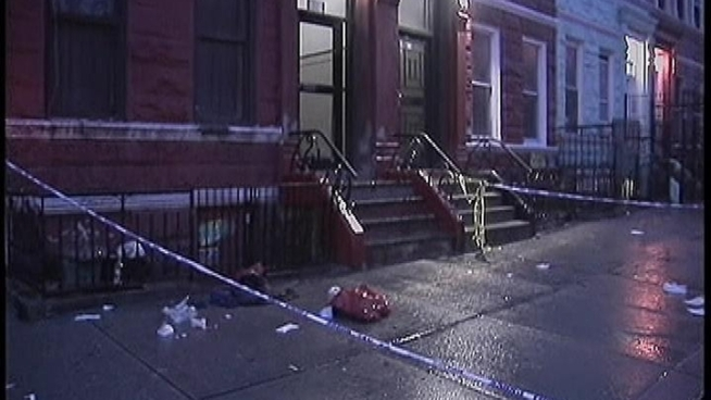 A 61-year old Bronx man was beaten to death outside his Mott Haven home.