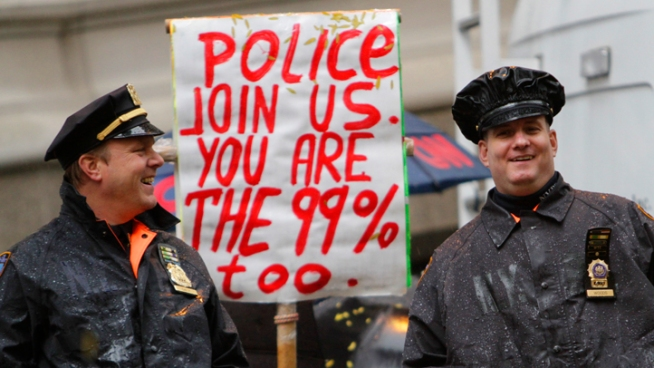 Occupying Wall Street and Beyond: May Day Protests