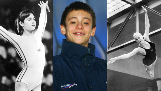 Triple Play: Youngest Star Olympians