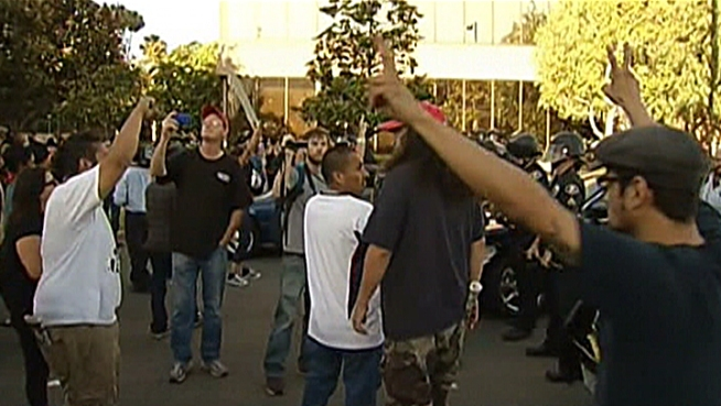 Report: Police Shootings Spike in Anaheim