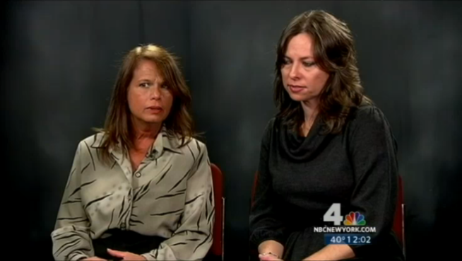 Anna Margaret Lane and Cari Maleman Luciano, the nurses who confronted Douglas Kennedy as he tried to leave a New York hospital with his newborn baby last month, said they were only doing their jobs when they say they were assaulted by him. Kennedy's lawyer says the women's allegations are baseless and accuses them of trying to cash in. Jonathan Dienst reports. This story was published March 1, 2012 at 12:19 p.m.