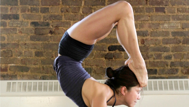 Yoga Organization Wants Posing to Become Next Olympic Sport