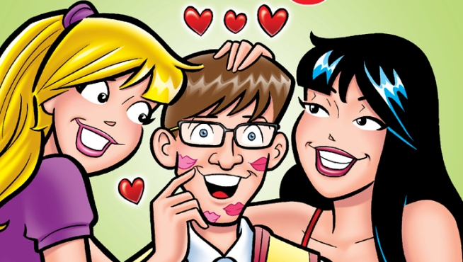 """Glee"" and ""Archie"" Bridge Comics, TV in Crossover"