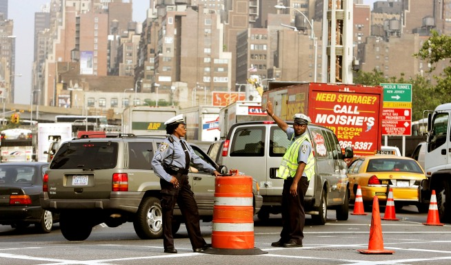 Transit Alert: NJ Bound Lanes of Lincoln Tunnel Closed