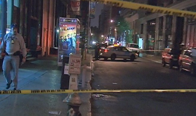 "2 Men Killed in Flatiron Were ""Targeted Hits"""