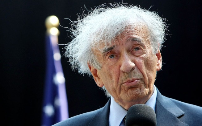 Nobel Laureate Elie Wiesel Urges Jailing of Ahmadinejad