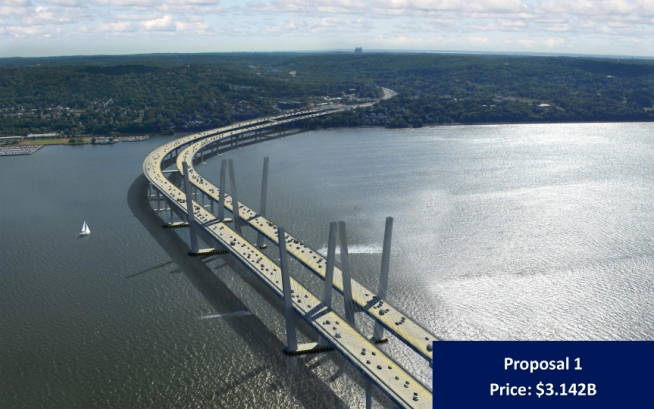 Pressure Ends Toll Hike; Tappan Zee Moves Ahead