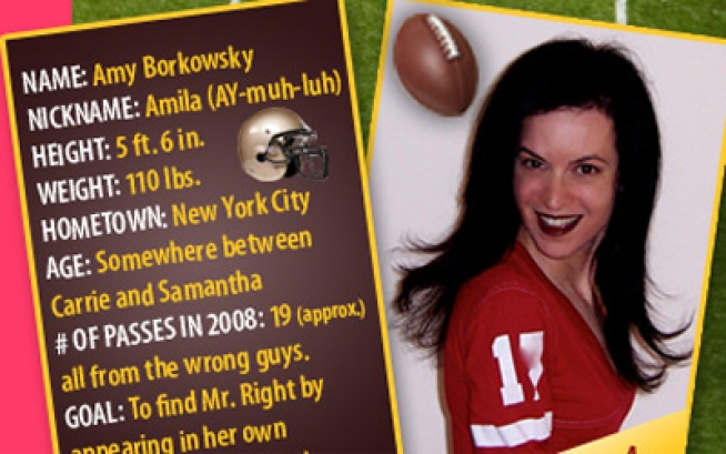 Woman Fails to Buy Super Bowl Dating Ad