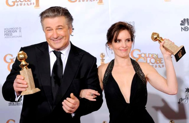 Alec Baldwin On Tina Fey's Sexy New Look: 'She's A Gorgeous Girl!'