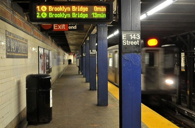 In Order to Disturb Riders Less, the MTA Considers Shutting Down Subway Lines
