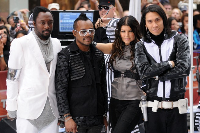 Black Eyed Peas Set Record For Most Weeks at No. 1