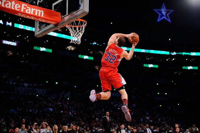 Blake Griffin Makes His Clippers Debut