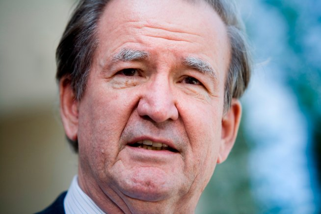 Pat Buchanan's On the Rampage Against Jews -- Again
