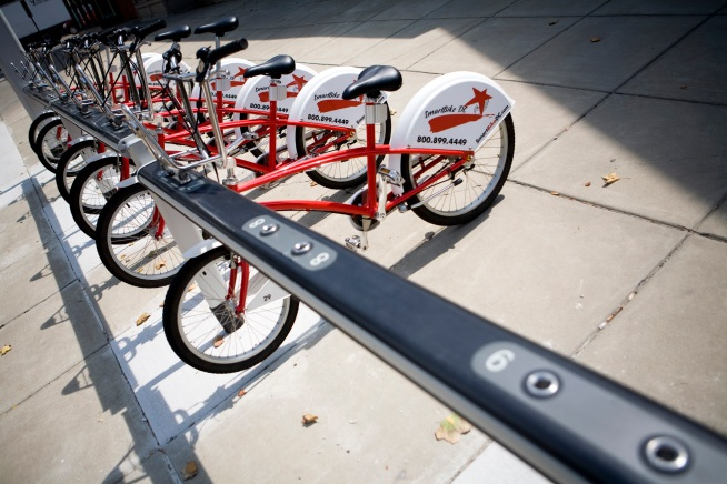 NYU Bike Share Program Gets in Gear