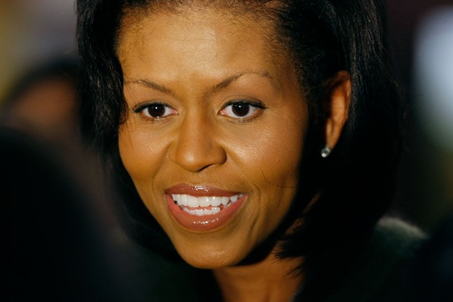 Michelle Obama: First Lady in Action