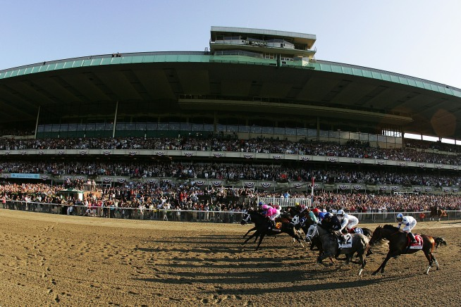 Get a Taste of the Belmont Stakes