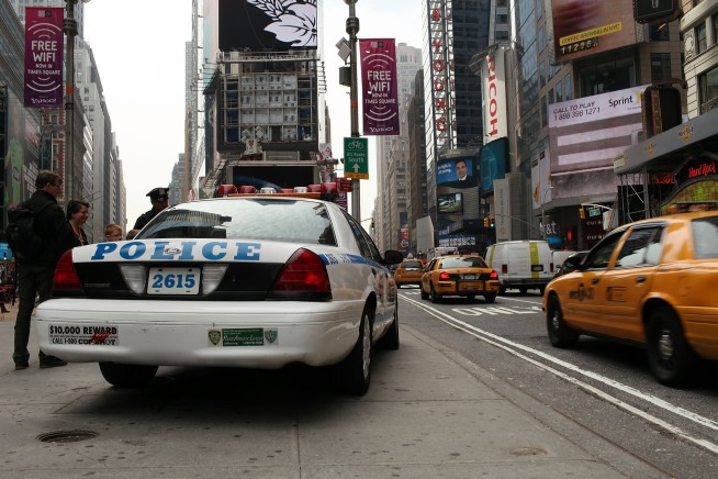 Violent Crime on the Rise in New York City
