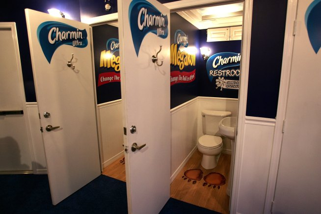 Please Don't Squeeze the Charmin Ambassadors