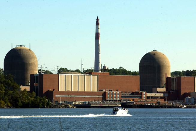Schumer Wants Better Background Checks at Nuke Plants