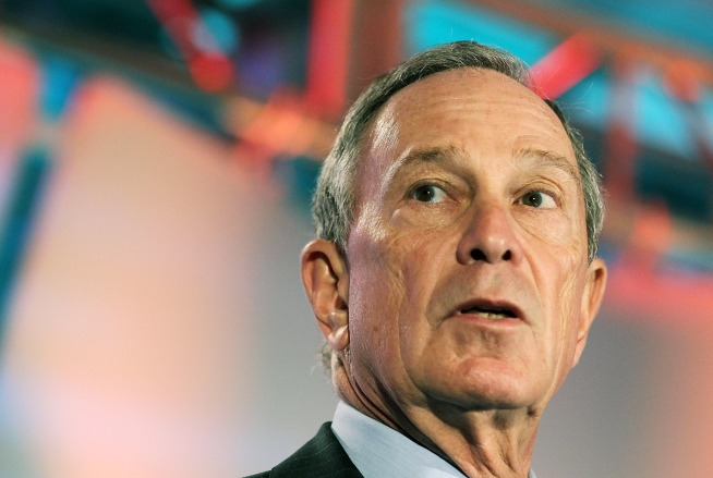 Bloomberg Pulls Endorsement Triple Play