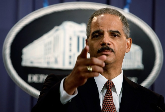 Holder to NYC Grads: Don't Let Today's Challenges Get You Down