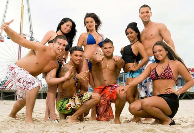 Jersey Shore's J-Woww Debuts New Filthy Couture Line