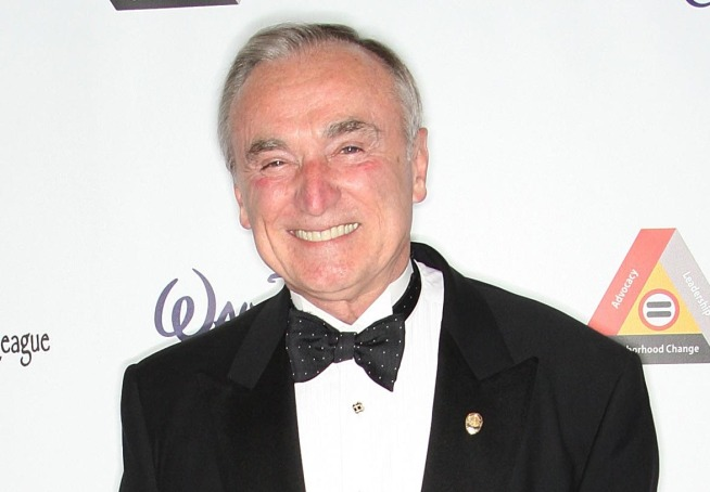 "PBA to Honor Bratton as ""Man of the Year"""