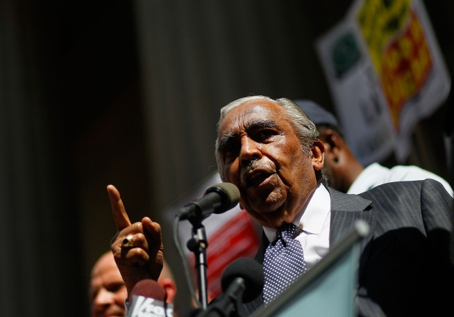 Rangel in Grudge Match with Legendary Harlem Predecessor's Son