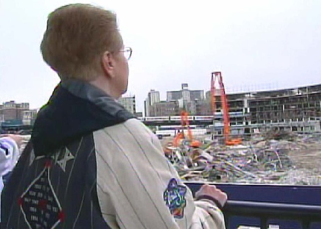 Yankee Fans Stunned By Ruins Of Old Stadium
