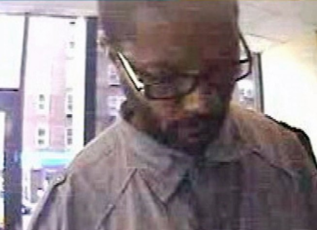 Cops Look for Daytime ATM Robbery Suspect