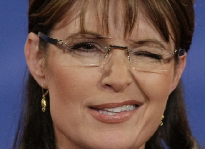 Behold, the Cost of Painting Palin