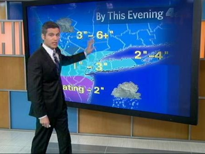 Meteorologist Chris Cimino has your forecast.