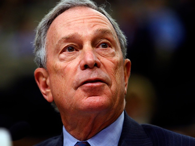 Bloomberg Spends $2M on Jobs for Campaign Staff