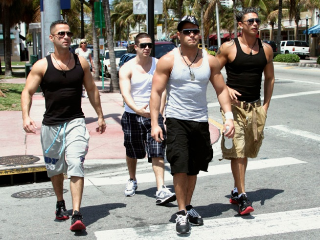 """Jersey Shore"" Kids Banned from Miami Clubs: Report"