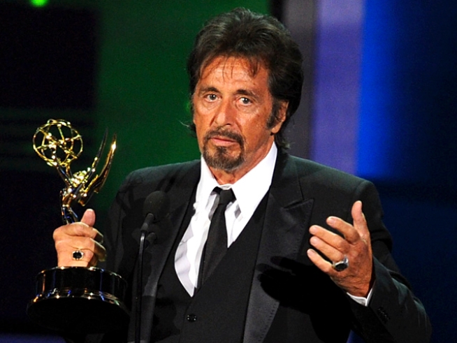 Prior to winning his Emmy for