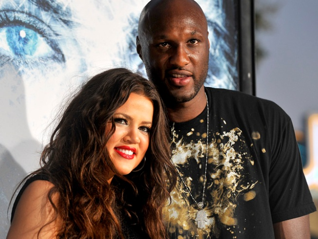 "Lamar on Wedding to Khloe: ""It Was Real"""